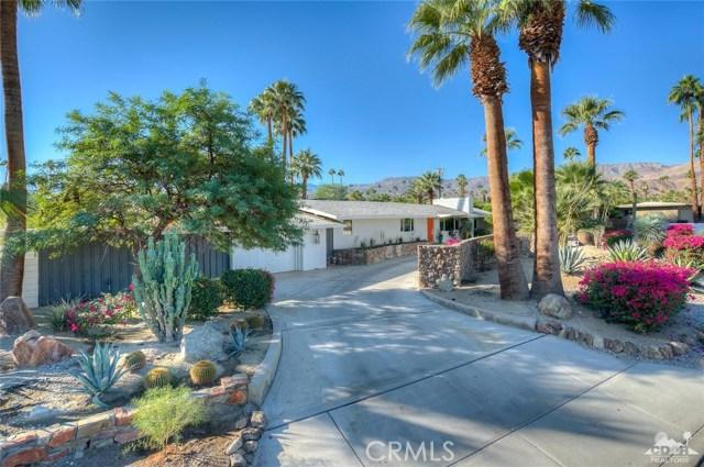 73597 Pinyon Street Palm Desert, CA 92260 - MLS #: 217029644DA