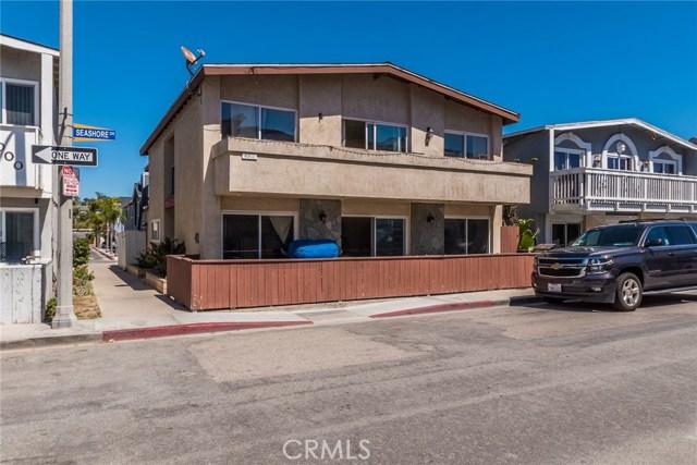 4916 SEASHORE Drive  Newport Beach CA 92663