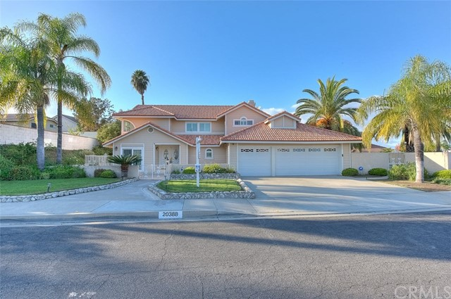 20388  Portside Drive, Walnut in Los Angeles County, CA 91789 Home for Sale