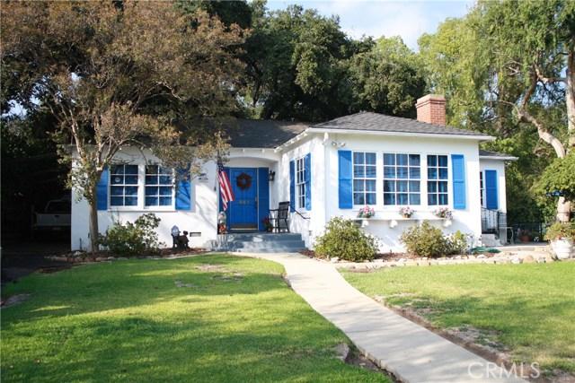 441 Manzanita Avenue Sierra Madre, CA 91024 - MLS #: CV17186119