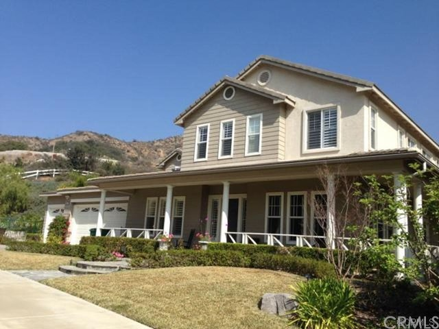 Single Family Home for Sale at 18621 Crystal Canyon Silverado, California 92676 United States