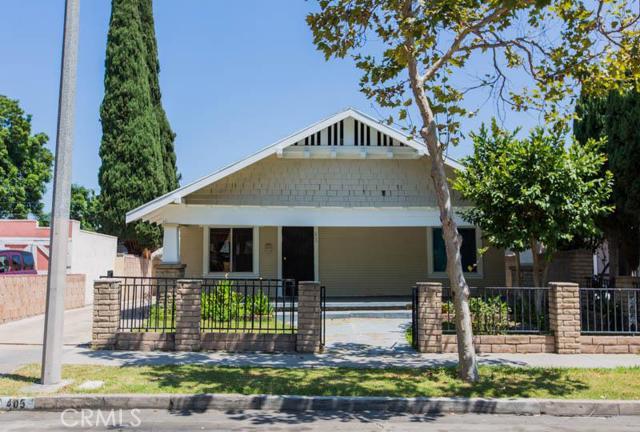 Single Family for Sale at 405 Garnsey Street S Santa Ana, California 92701 United States