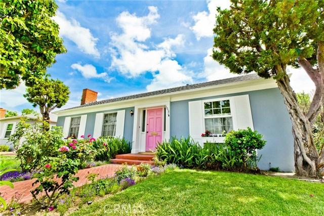 Single Family Home for Sale at 1018 20th Street W Santa Ana, California 92706 United States