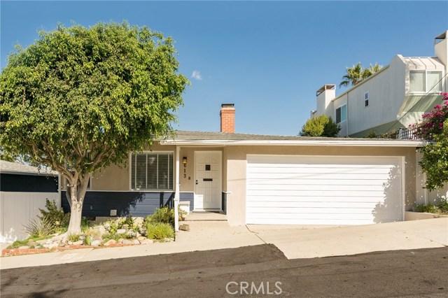 613 19th Street, Manhattan Beach, California 90266, 3 Bedrooms Bedrooms, ,2 BathroomsBathrooms,Single family residence,For Sale,19th,SB19216606