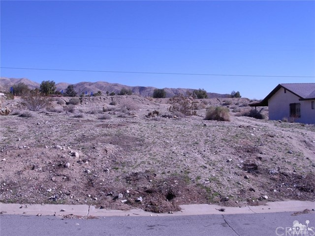 Photo of home for sale at Avenida La Vista, Desert Hot Springs CA