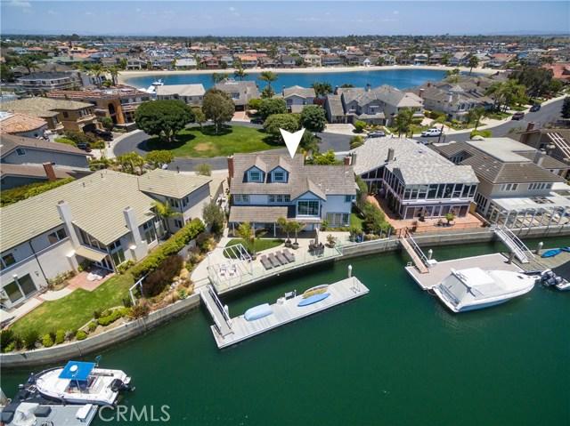 Single Family Home for Sale at 16861 Marinabay Drive Huntington Beach, California 92649 United States