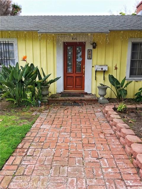 806 Serpentine Street, Redondo Beach, CA 90277