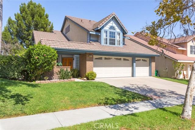 2891 Amber Drive, Corona, California
