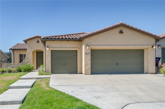 Single Family Home for Sale at 1276 Hollysprings Lane Orcutt, California 93455 United States