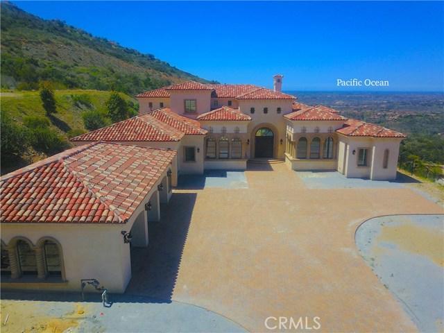 7777 Camino Sin Puente  Rancho Santa Fe CA 92067