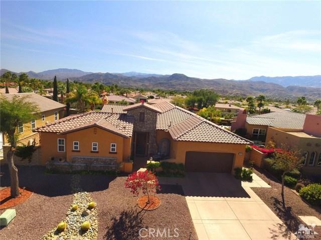127 Via Santo Tomas Rancho Mirage, CA 92270 - MLS #: 218004802DA