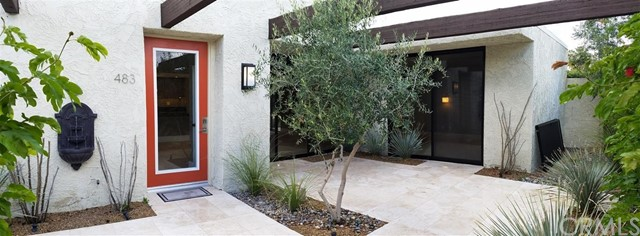 Condominium for Sale at 483 N Calle Rolph 483 N Calle Rolph Palm Springs, California 92262 United States