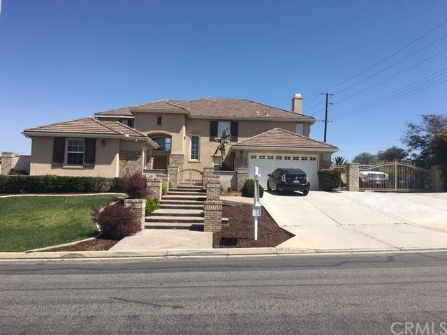Single Family Home for Sale at 8017 Armagosa Drive Riverside, California 92508 United States