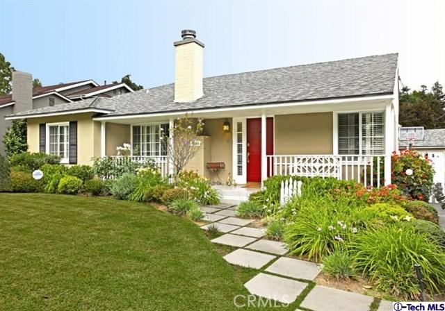 4544 Alveo Road La Canada Flintridge, CA 91011 is listed for sale as MLS Listing 317003999
