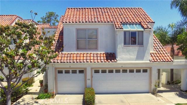 Dana Point Homes for Sale -  View,  13  La Paloma
