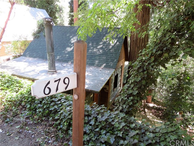 679 Mormon Springs Road Crestline, CA 92325 - MLS #: EV17139145