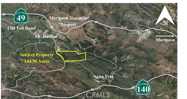 土地 为 销售 在 Mt. Bullion Cut Off Bear Valley, 加利福尼亚州 95338 美国