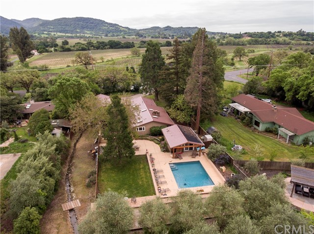Single Family Home for Sale at 2016 Coombsville Road Napa, California 94558 United States