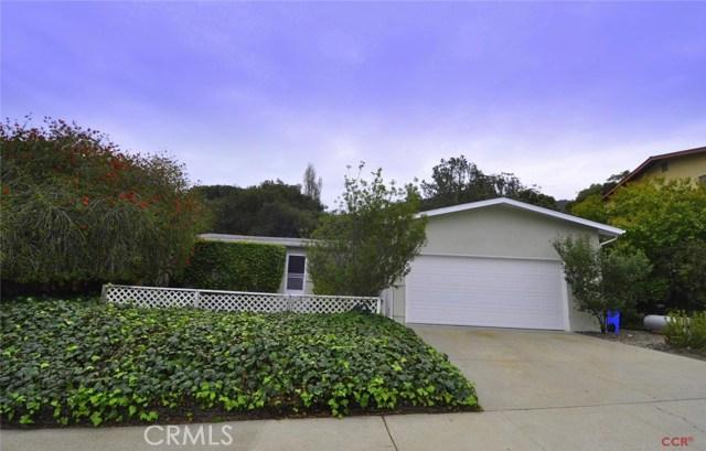 441 Luneta Drive, San Luis Obispo, CA 93405