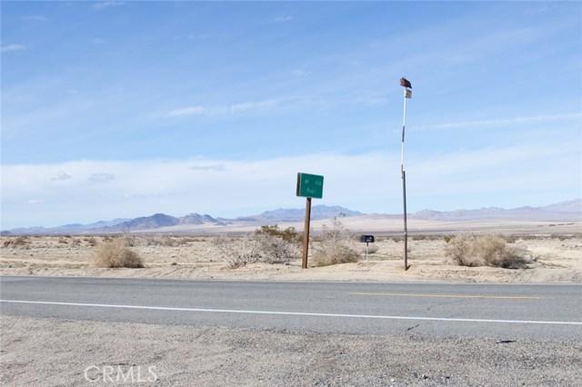 0 Old Woman Springs Rd Johnson Valley, CA 0 - MLS #: OC17250379