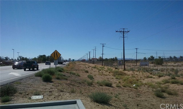 Land for Sale at 0 Hwy 395 0 Hwy 395 Adelanto, California 92301 United States