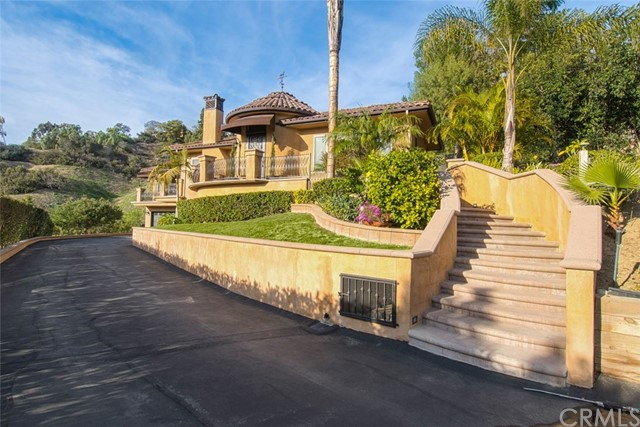 Single Family Home for Sale at 2135 Ardsheal Drive La Habra Heights, California 90631 United States
