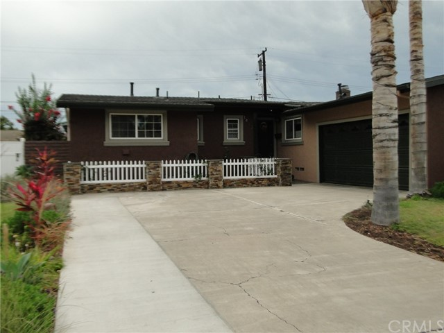 Single Family Home for Rent at 1422 Kimberly Lane W Anaheim, California 92802 United States