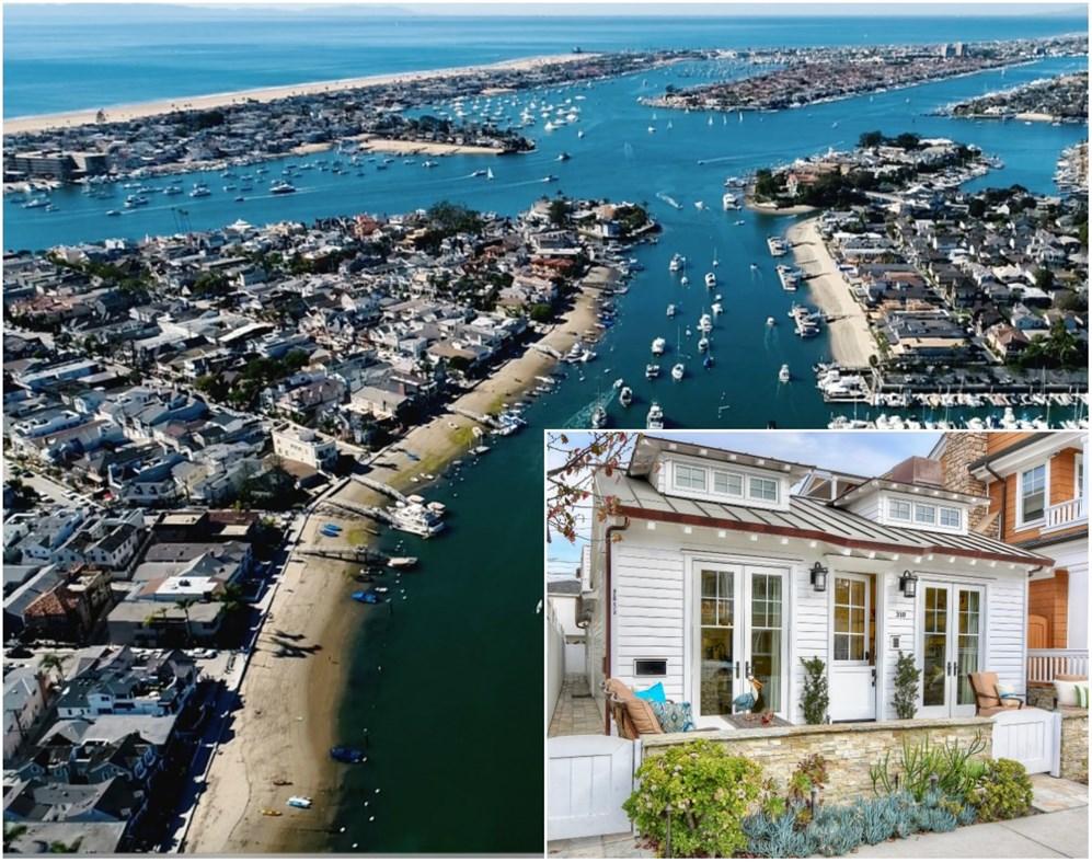 310 Collins Avenue  Newport Beach CA 92662