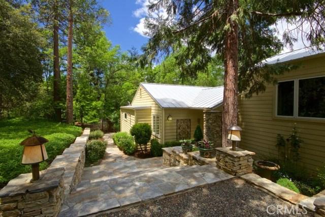 Single Family Home for Sale at 50344 Hidden Falls Road Oakhurst, California 93644 United States