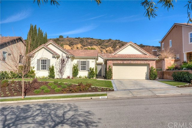 Single Family Home for Sale at 4329 Bob White Road Brea, California 92823 United States