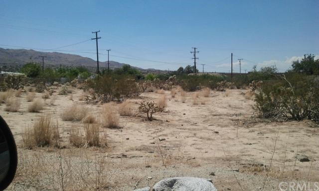 Single Family for Sale at 63463 Two Mile Road Joshua Tree, California 92252 United States
