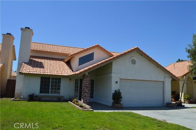 1250 Bushy Tail San Jacinto, CA 92583 - MLS #: SW18092882