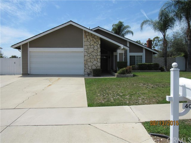 Single Family Home for Rent at 408 Windflower St Placentia, California 92870 United States