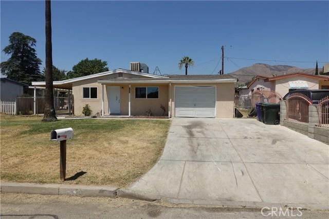 26920 Messina Street  San Bernardino CA 92346