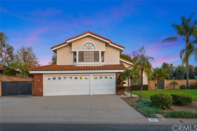 858  Hillcrest Street, Walnut in Los Angeles County, CA 91789 Home for Sale