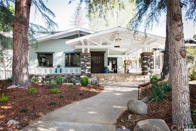Single Family Home for Sale at 1844 Monterey Road South Pasadena, California 91030 United States
