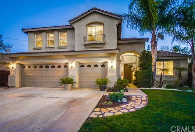 Property for sale at 41710 Grand View Drive, Murrieta,  CA 92562