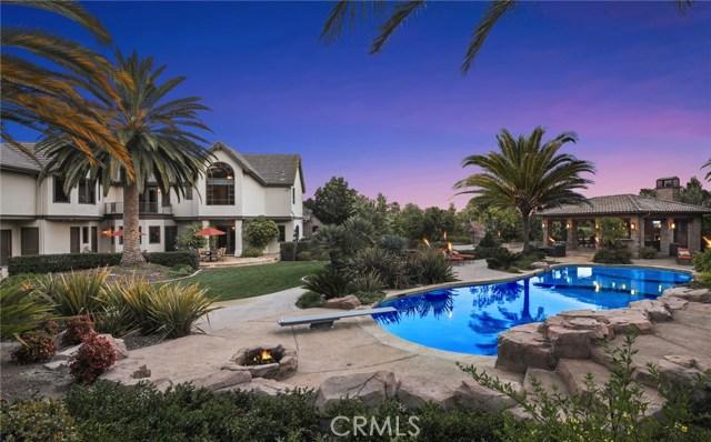Single Family Home for Sale at 31372 Trigo Trail Coto De Caza, California 92679 United States