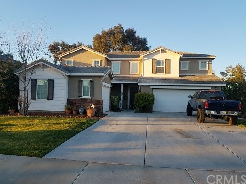 25422 Chipman Hill Court Moreno Valley, CA 92553 - MLS #: IV18081558