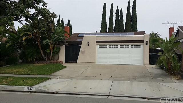 Single Family Home for Sale at 1857 Holbrook Street N Anaheim, California 92807 United States