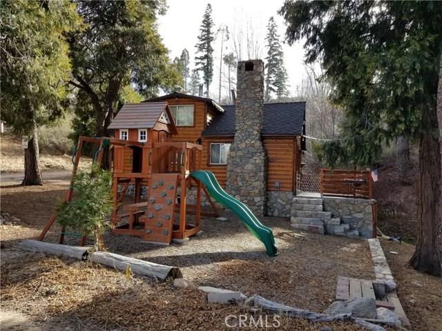 Single Family Home for Sale at 192 Alder Lane Cedar Glen, California 92321 United States