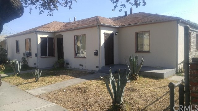 Single Family Home for Sale at 6630 Loma Vista Place Bell, California 90201 United States