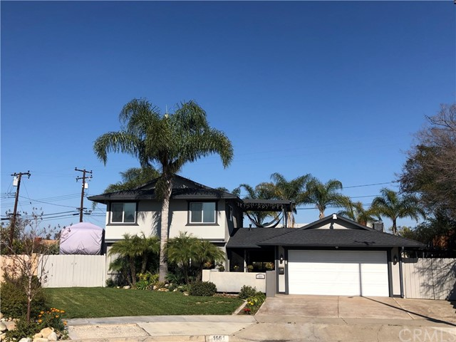 1551 E San Alano Place, Orange, California