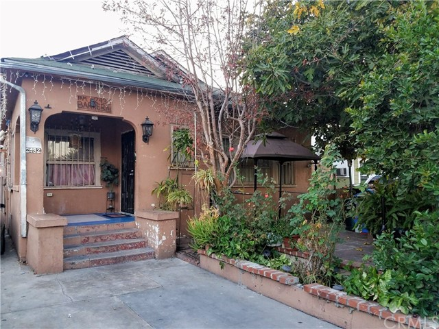 2432 Palm Place Walnut Park, CA 90255 - MLS #: TR17229267