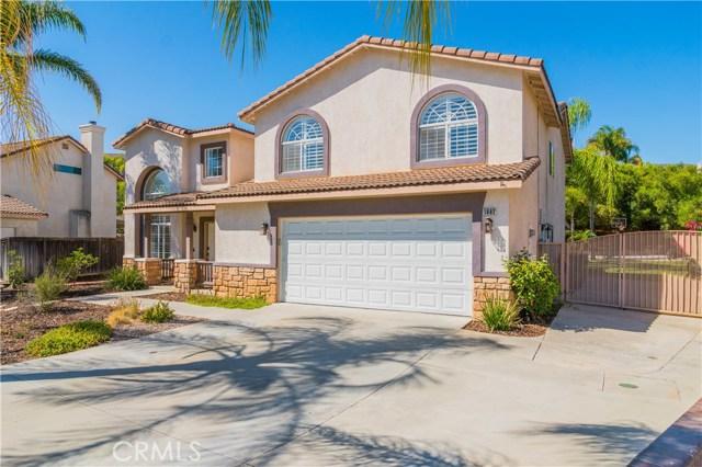 1082 Fernleaf Lane, Corona, California
