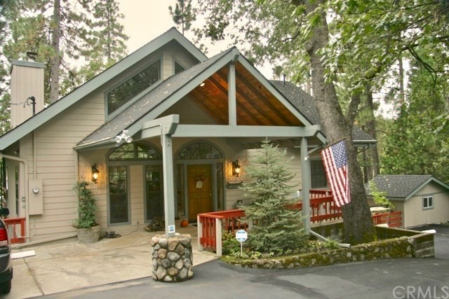 Single Family Home for Sale at 39185 Quail Bass Lake, California 93604 United States