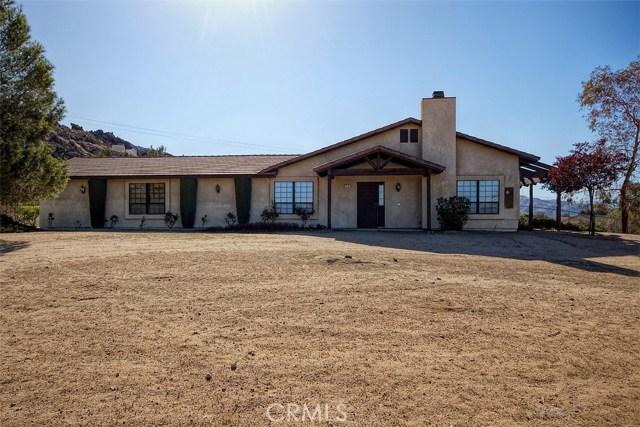 17167 Joshua Road Apple Valley, CA 92307 - MLS #: CV18091639