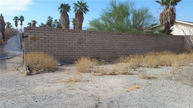 0 Hidalgo Desert Hot Springs, CA 0 - MLS #: OC17249868