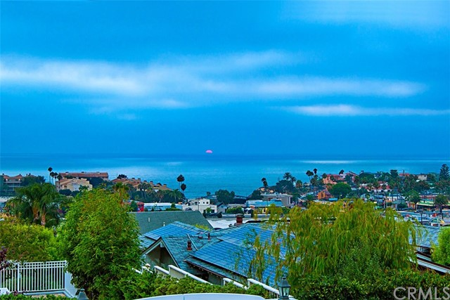 SWEEPING OCEAN AND SUNSET VIEWS! Gorgeous views from most every room in this charismatic home that sits on one of the premier view lots in Solana Beach. Every room in this light, bright, and airy home exudes charm and character. Enjoy a glass of wine or cup of coffee on any one of the custom built, west facing balconies. Surrounded with Award winning schools, it is walking distance to Fletcher Cove, Solana train station, the Belly Up, Cedros district and many prime restaurants. With over ¼ acre there isSWEEPING OCEAN AND SUNSET VIEWS! Gorgeous views from most every room in this charismatic home that sits on one of the premier view lots in Solana Beach. Every room in this light, bright, and airy home exudes charm and character. Enjoy a glass of wine or cup of coffee on any one of the custom built, west facing balconies. Surrounded with Award winning schools, it is walking distance to Fletcher Cove, Solana train station, the Belly Up, Cedros district and many prime restaurants. With over ¼ acre there is plenty of room to enjoy the panoramic, close in views this property offers. Custom built and rebuilt in 1990, approximately 500 s.f. of the 1950 home remains. Downstairs bedroom and bath have a separate, exterior entrance and the detached office/studio (optional 5th bedroom) are both included in the 4,350 estimated s.f. of this extraordinary home. There are 2 bedrooms and a full bathroom on the entry level, with the vast, stunning, master bedroom and bathroom to its own on the second floor. The master boasts, a walk in shower, large bathtub, double vanities, walk out balcony and gorgeous views. As you enter, the living room has a custom, stone hearth fireplace and every room through out this home is a work of art.