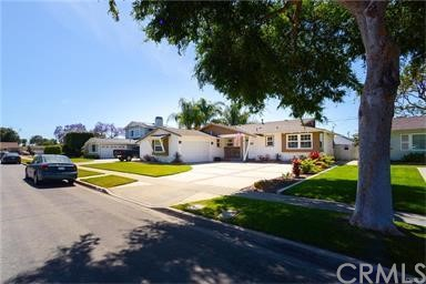 Single Family Home for Rent at 11801 Faun Lane Garden Grove, California 92841 United States